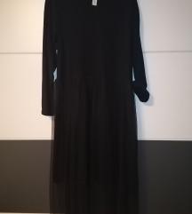 Bombažna obleka tunika