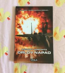 Knjiga Alex Rider: Orlov napad