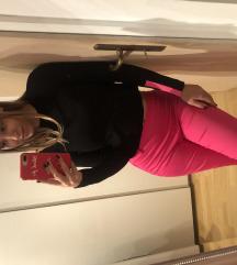 H&M hlače in Zara majčka