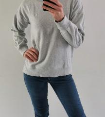 Nov siv pulover Next