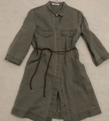 Mango shirt dress, srajčna oblekica xs, 34