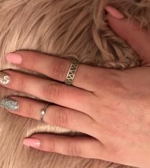 2x prstan  - komplet ali posamično