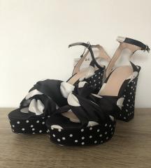 MANGO poletni sandali