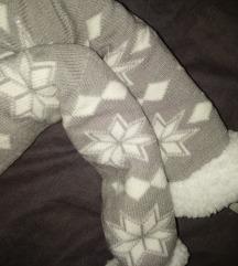 tople zimske nogavice