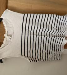 kratka majica brez rokavov