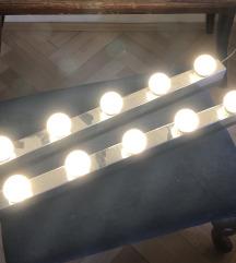 Ikea luči za ličenje z 10 novimi žarnicami