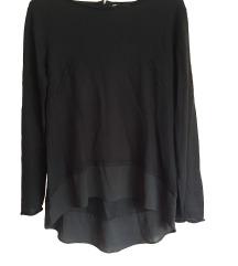 REZERVIRANO//Promod črni puloverček