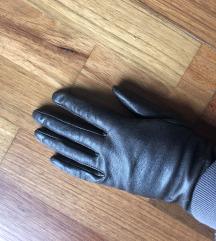 Rjave rokavice