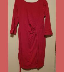 rdeča tunika/obleka Two way
