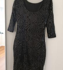 Orsay večerna novoletna obleka nošena 1x M