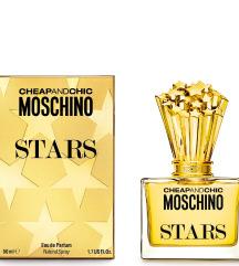 Moschino Stars - tocen parfum