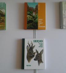 Različne knjige 3€ kos