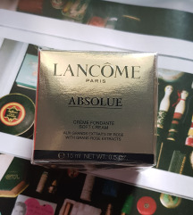 LANCÔME 🏆 Absolue Soft Cream 50% (MPC >50€)