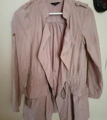 Tanjsa jaknica puder barve
