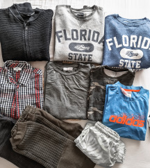 Fant 164-152 oblačila
