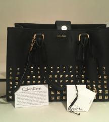 Calvin Klein nova usnjena (original) torba.