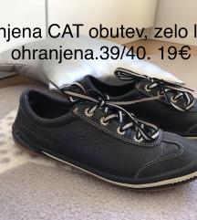 Usnjena CAT obutev zelo lepo ohranjena 39/40