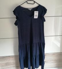 Nova temno modra obleka next