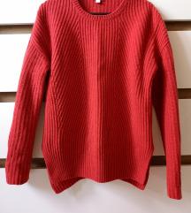 Rdeč pulover Gap