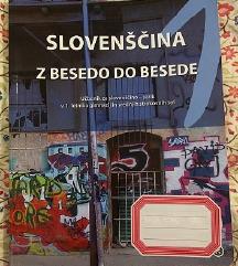 Učbenik slovenščina z besedo do besede