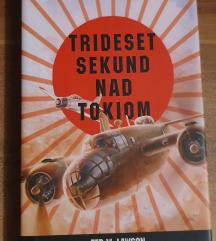 Nova knjiga Trideset sekund nad Tokiom