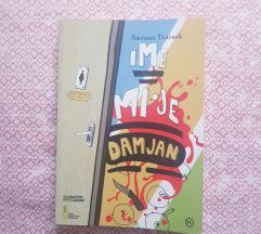 Knjiga - Ime mi je Damjan