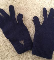 ZNIZANO! Guess rokavice