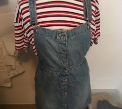 H&m kavbojska obleka