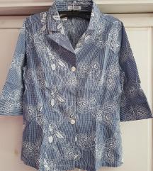 NARACAMICIE bluza z vezenino