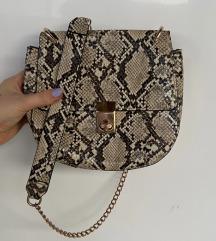 Mini kačja torbica