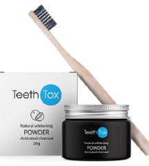 TeethTox - prah za beljenje zob