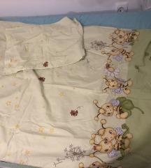 Otroška posteljina