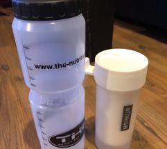 Nova plastenka za vodo 1L in termo lonček