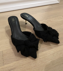 Čeveljci Kitten heel Zara