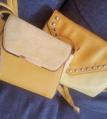 Dve rumeni torbici