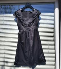 CLOCKHOUSE (C&A) št. 34 / 36 / XS črna obleka
