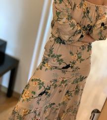 Romantic dress H&M