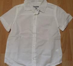 Bela srajca št.4-5let