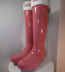 Original Hunter tall gloss wellie