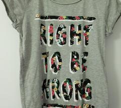 Majica z lepim motivom