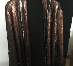 Zara blazer iz bleščic št.L/XL