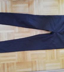 Usnjene hlače Mango