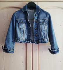 Jeans jaknica Topshop