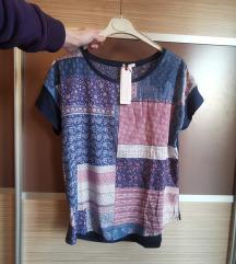 Esprit NOVA rožnata bluza