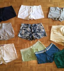 Kratke hlače & hotkice