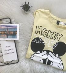 Miki miška majica H&M