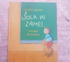 Knjiga - Šola ni zame