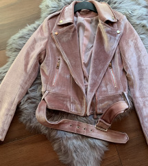 Roza semiš jakna