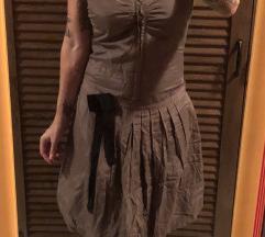 Sisley vecerna oblekica