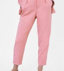 Zara roza hlače